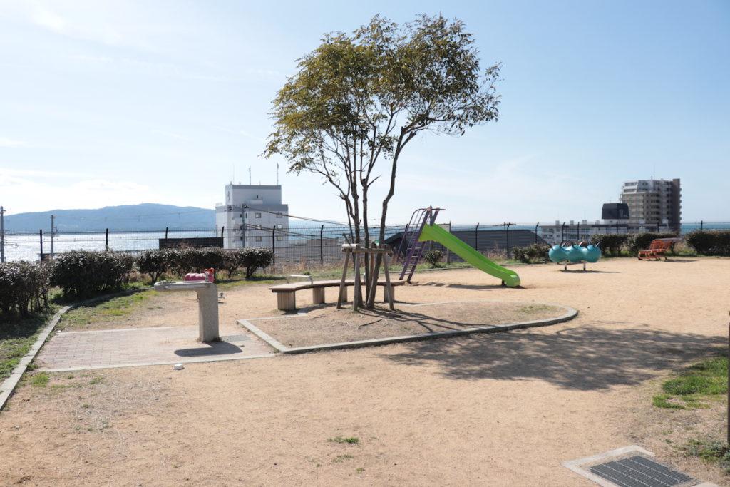 朝霧南公園