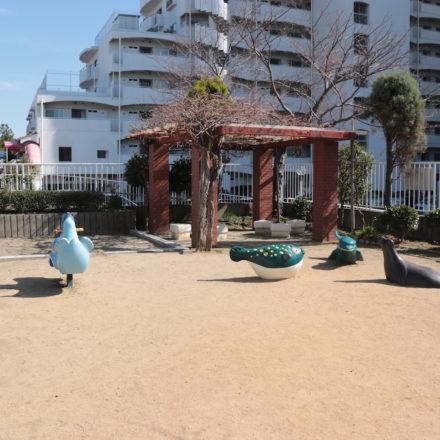 中崎アラカシ公園