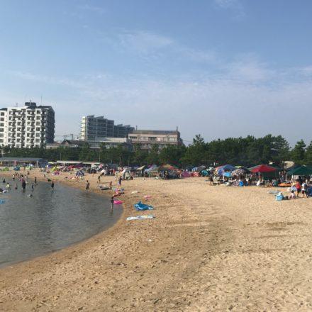 林崎海水浴場