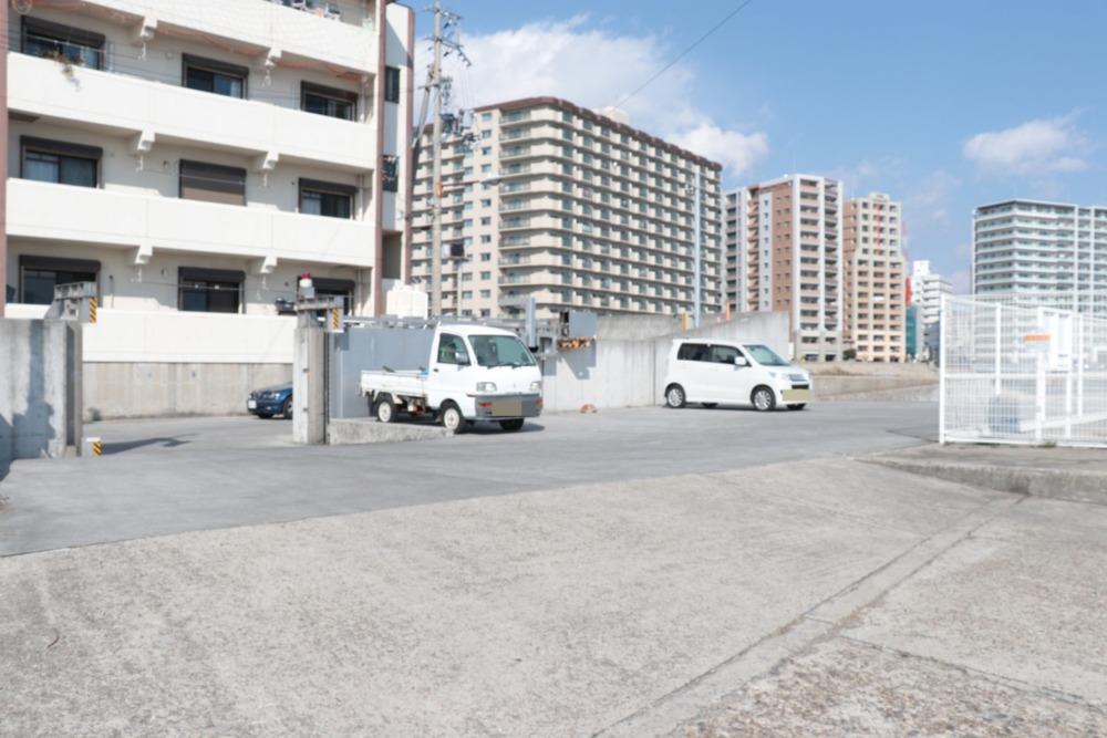 明石港駐車場